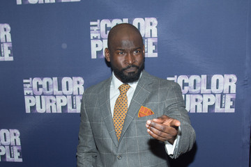 Isaiah Johnson 'The Color Purple' Broadway Opening Night - After Party