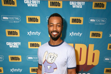 Isaiah Mustafa The #IMDboat Party at San Diego Comic-Con 2017, Presented By XFINITY And Hosted By Kevin Smith
