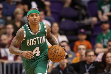 Isaiah Thomas Boston Celtics v Phoenix Suns