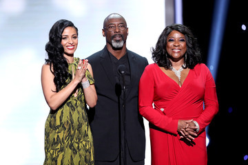 Isaiah Washington 49th NAACP Image Awards - Show