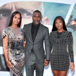 Isan Elba Premiere Of Universal Pictures' 'Fast And Furious Presents: Hobbs And Shaw' - Arrivals