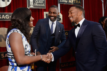 Isan Elba 22nd Annual Screen Actors Guild Awards - Red Carpet