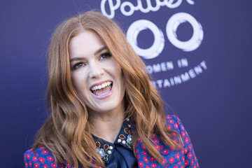 Isla Fisher The Hollywood Reporter's 2017 Women un Entertainment Breakfast - Arrivals