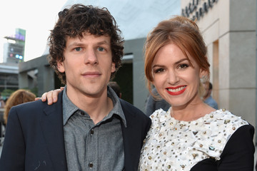Isla Fisher Jesse Eisenberg 'Now You See Me' Screening in Hollywood