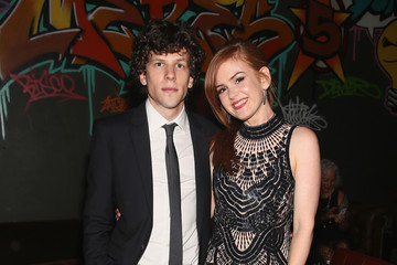 Isla Fisher Jesse Eisenberg 'Now You See Me' Afterparty in NYC