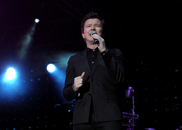 Rick+Astley in Isle Of Man Music Festival - Day 3