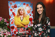 Natalie Zfat attends the 'Isn't It Romantic' VIP screening powered by 1-800-Flowers on January 29, 2019 in New York City.