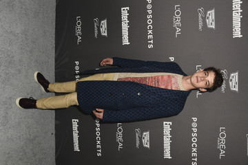 Israel Broussard Entertainment Weekly Pre-SAG Party - Arrivals