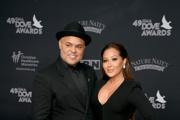 Israel Houghton 49th Annual GMA Dove Awards - Arrivals