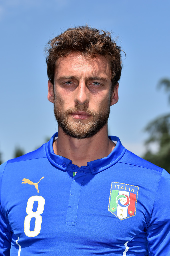 Claudio Marchisio Photos Italy Team Photo And Portraits