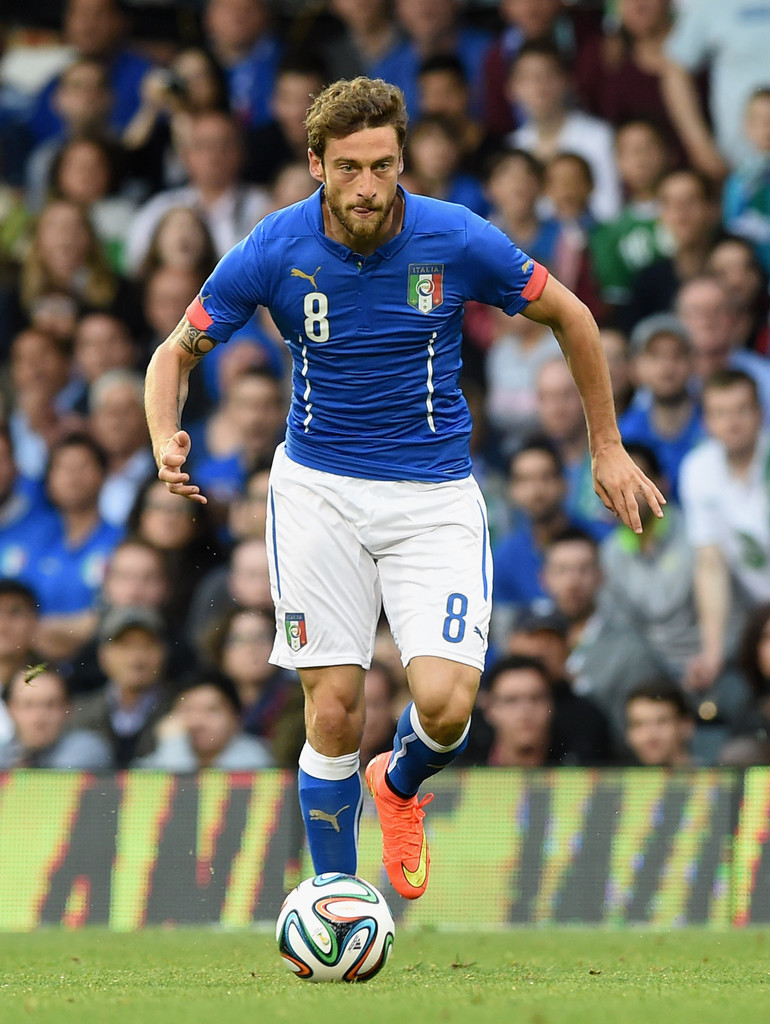 Claudio marchisio photos italy v ireland international for Italy b b
