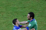 Gianluigi Buffon Sebastian Giovinco Photos Photo
