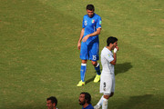 Giorgio Chiellini and Luis Suarez Photos Photo