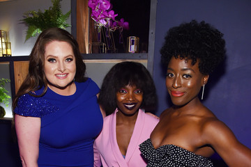 Ito Aghayere Entertainment Weekly & PEOPLE New York Upfronts Party 2019 Presented By Netflix - Inside
