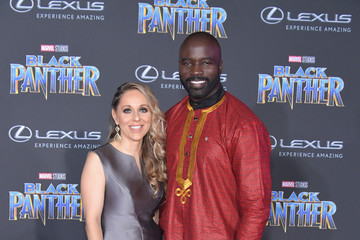 Iva Colter Premiere Of Disney And Marvel's 'Black Panther' - Arrivals