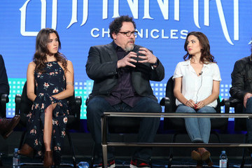 Ivana Baquero 2016 Winter TCA Tour - Day 2