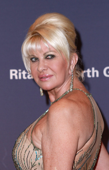 Ivana Trump Ivana Trump attends the 2010 Alzheimer's Association Rita ...