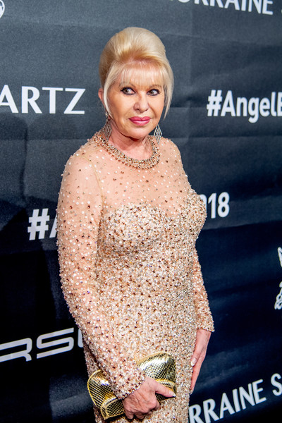Ivana Trump Photos Photos 2018 Angel Ball Zimbio