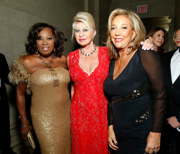 Ivana Trump Photos Photos Inside The Angel Ball In Nyc Zimbio