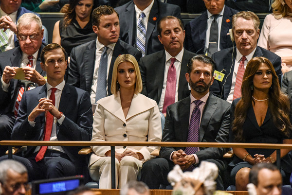 World Leaders Address United Nations General Assembly
