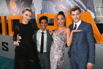 Ivanna Sakhno Universal's 'Pacific Rim Uprising' Premiere - Red Carpet