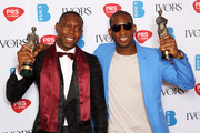 Dizzee Rascal Tinie Tempah Photos Photo
