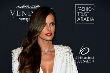 Izabel Goulart Doha Fashion Trust Arabia Red Carpet And Gala Dinner