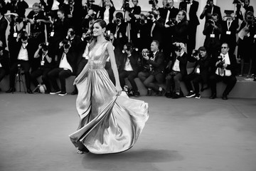 Izabel Goulart 'First Man' Premiere, Opening Ceremony And Lifetime Achievement Award To Vanessa Redgrave Red Carpet Arrivals - 75th Venice Film Festival