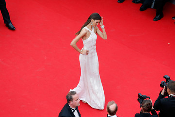 Izabel Goulart 'The Search' Premieres at Cannes