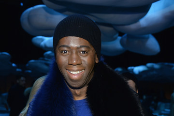J. Alexander Front Row at the Marc Jacobs Show