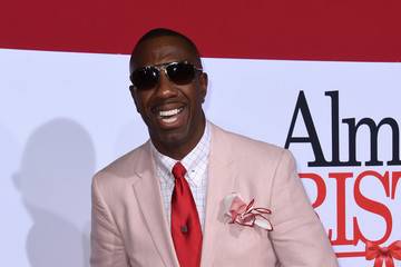 J.B. Smoove Premiere Of Universal's 'Almost Christmas' - Arrivals