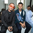 J Balvin Valentino : Front Row - Paris Fashion Week - Menswear Spring/Summer 2020