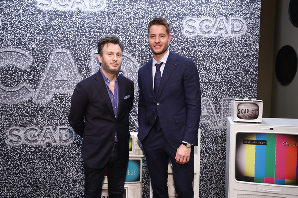 """SCAD aTVfest 2020 - """"This Is Us"""" With Justin Hartley Spotlight Award Presentation"""