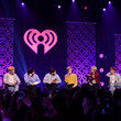 J Hope Jimin iHeartRadio LIVE With BTS Presented By HOT TOPIC