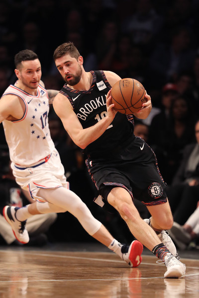 Philadelphia 76ers Vs. Brooklyn Nets - Game Three