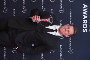 J.J. Watt Winners Press Conference and Photocalls - 2018 Laureus World Sports Awards - Monaco