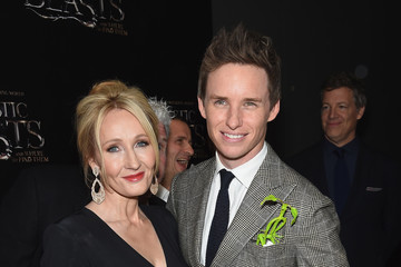 J.K. Rowling 'Fantastic Beasts and Where to Find Them' World Premiere