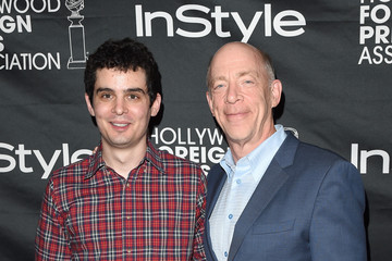 J.K. Simmons HFPA & InStyle's 2014 TIFF Celebration - Arrivals - 2014 Toronto International Film Festival