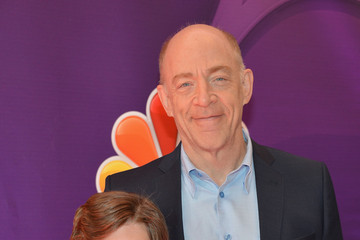 J.K. Simmons Red Carpet at the NBC Upfront Event in NYC