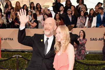 J.K. Simmons The 22nd Annual Screen Actors Guild Awards - Arrivals