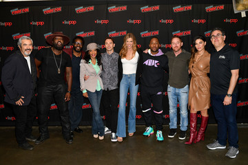J.Lee New York Comic Con 2019 - Day 4