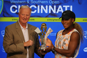ÊJ. Wayne Richmond Western & Southern Open: Day 8