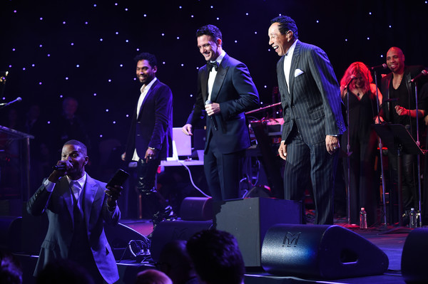 Pre-GRAMMY Gala And Salute To Industry Icons Honoring Martin Bandier - Show