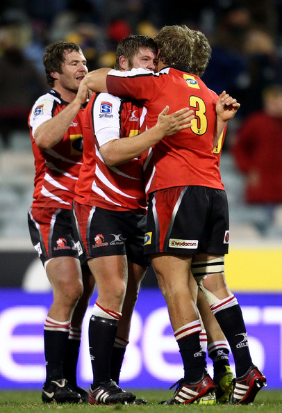 Super Rugby Rd 13 - Brumbies v Lions