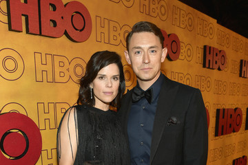 JJ Feild HBO's Post Emmy Awards Reception - Red Carpet