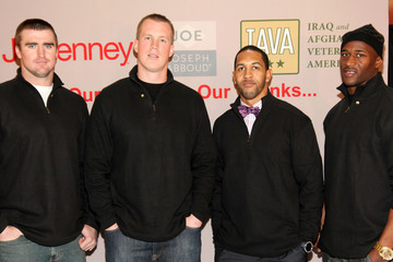 """Bear Pascoe JOE Joseph Abboud, JCPenney, and IAVA Celebrate """"Welcome Home Joe"""" with """"Combat to Career"""" Event to Benefit Veterans"""