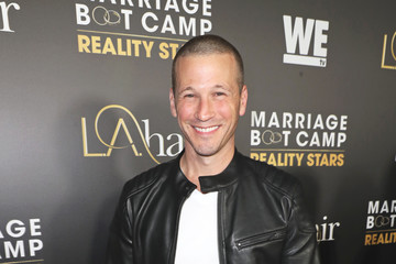 JP Rosenbaum WE tv's 'Marriage Boot Camp Reality Stars' and 'LA Hair' Premiere Event