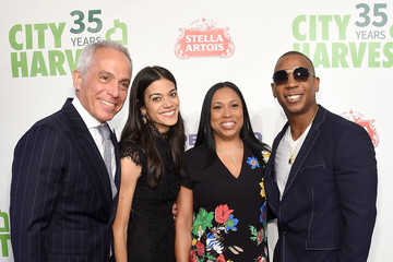 Ja Rule Geoffrey Zakarian City Harvest's 35th Anniversary Gala - Arrivals