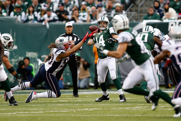 Jabaal Sheard New England Patriots v New York Jets