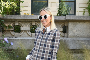 Jacey Duprie Tory Burch Spring Summer 2018 Fashion Show - Front Row